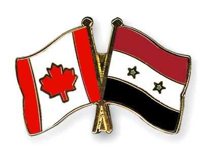 Résultats de recherche d'images pour «drapeau syrie canada»