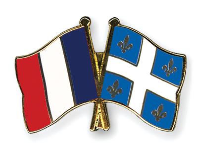 Pins-France-Quebec