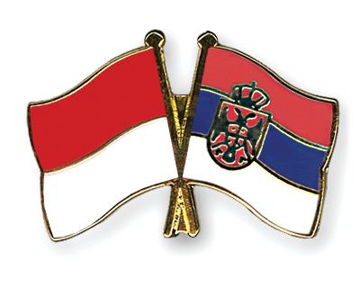 pin 39 s de l 39 amiti drapeaux monaco serbie sans armoiries flags. Black Bedroom Furniture Sets. Home Design Ideas