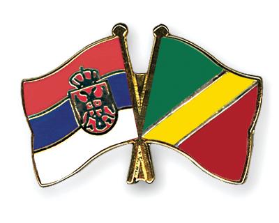 pin 39 s de l 39 amiti drapeaux serbie sans armoiries congo flags. Black Bedroom Furniture Sets. Home Design Ideas