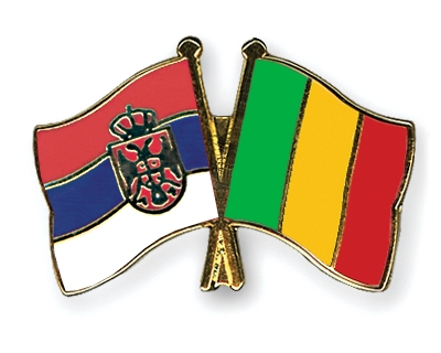 Pin S De L Amiti 233 Drapeaux Serbie Sans Armoiries Mali Flags